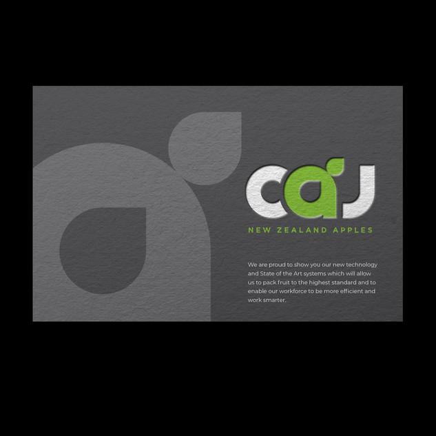 CAJ Apples brand