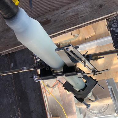 Pfisterer accessories installed 220kV outdoor terminations