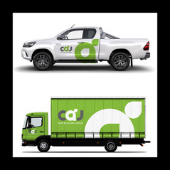 CAJ vehicle graphics
