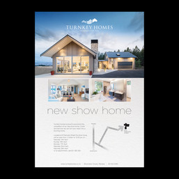 Turnkey Homes advert