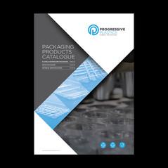 Progressive Plastics brochure design