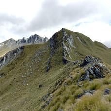 Summit glimpse