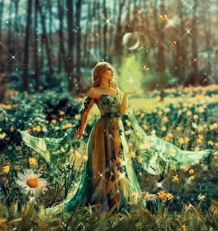 Fantasy Motion Video By Gina 101 Creative