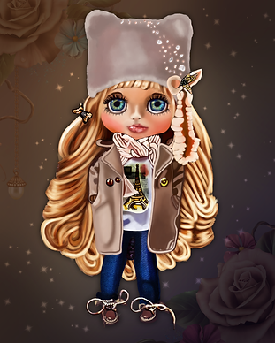 Donnalee Winter Doll Original preview 1.