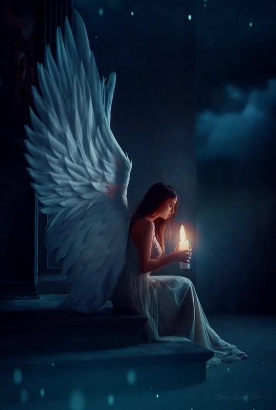 Midnight Angel By Gina 101 Creative