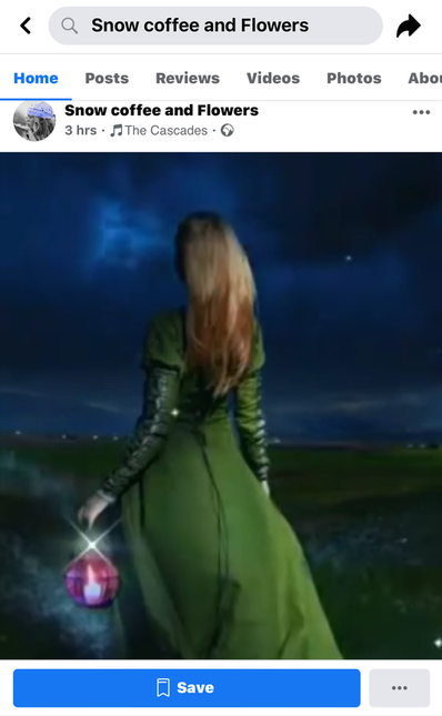 My video Edna posted to her other cloned page of another video creator.