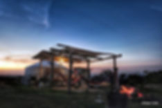 yurts pic with fairy lights.jpg