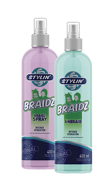 Stylin' Braidz Products