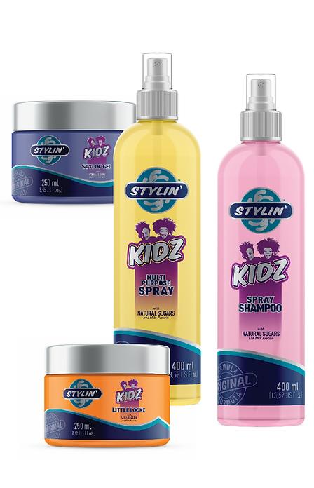 Stylin' Kidz Entire Range