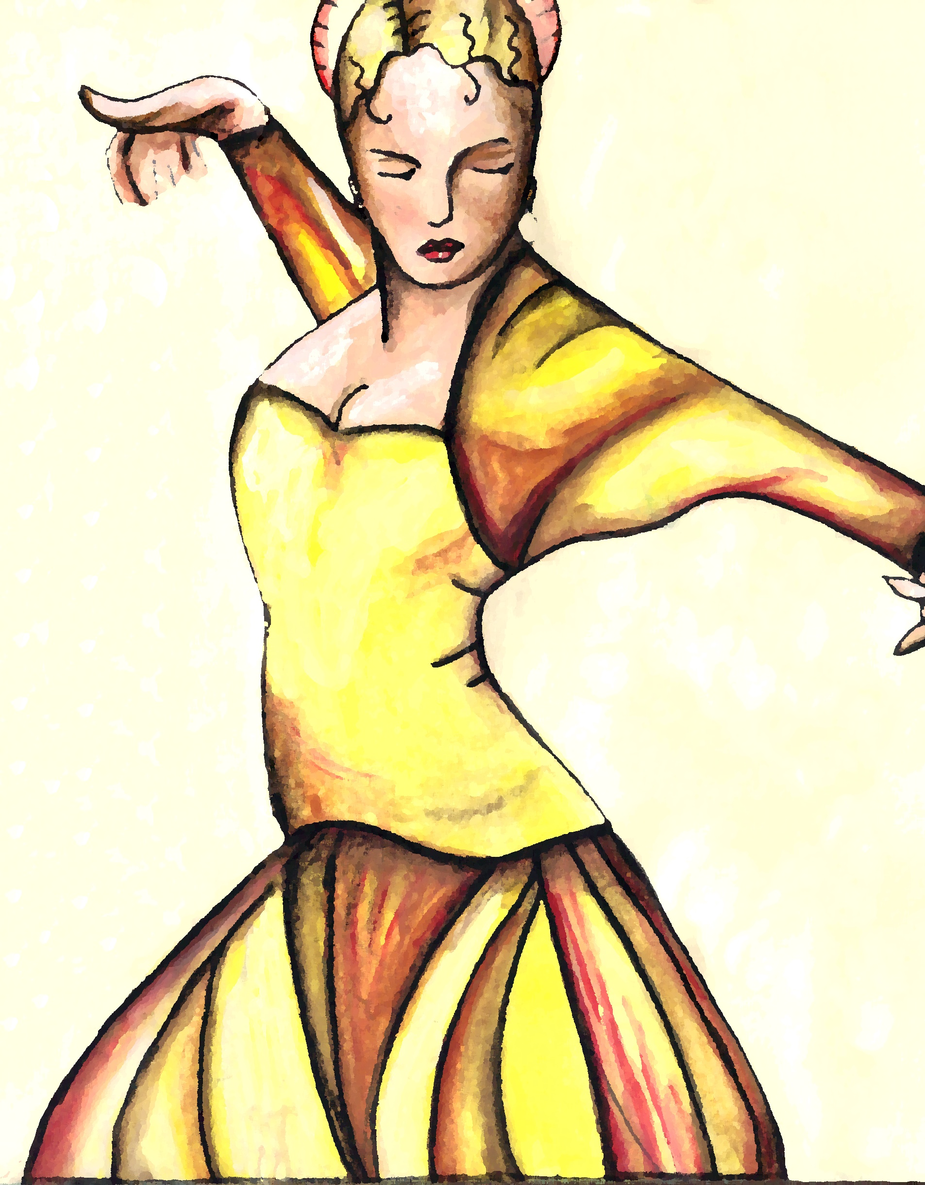 flamenco_yellow2_oil