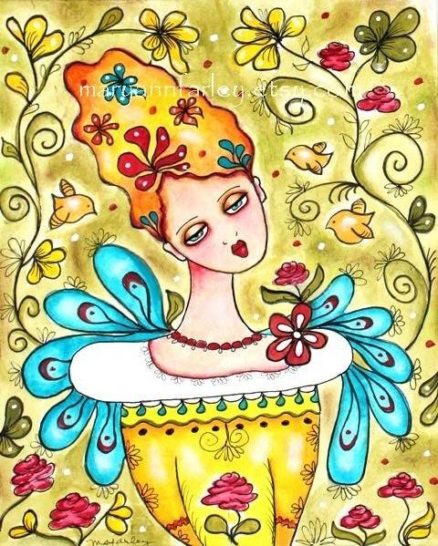 giclee_art_print_girl_garden_1