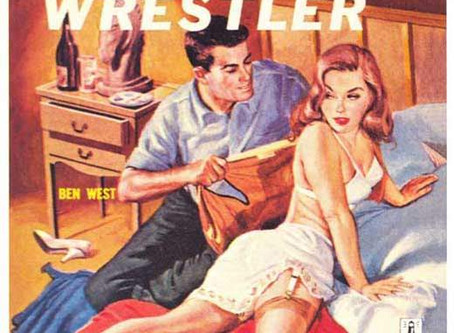 My Brief Stint as a Female Wrestler Phone Sex Operator