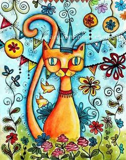 giclee_art_print_cat_garden_1