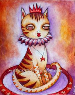 Circus Kitty