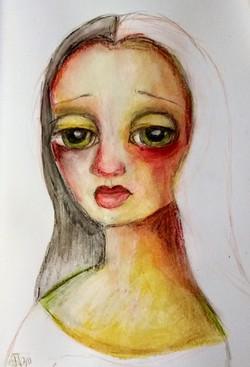 Unfinished Mona