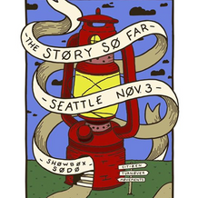 TSSF SHOW POSTER