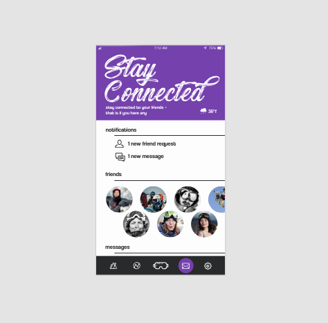 SOCIAL PAGE