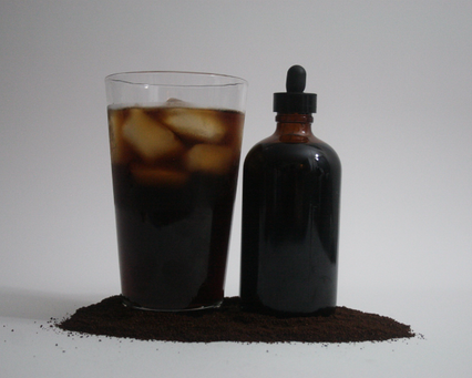CONCENTRATE AND CUP OF COLD BREW