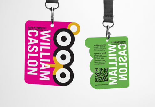 ID BADGES EXAMPLES