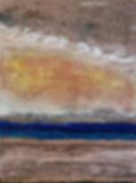 g ulrich kirsch, irgendwo, 60x80cm, acry
