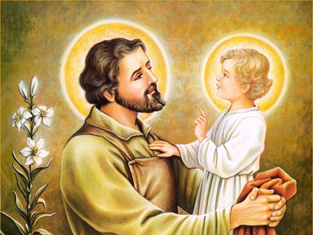 St. Joseph: Husband of Mary