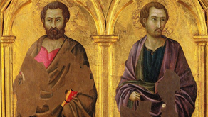 Sts. Simon and Jude: Apostles of Zeal and Hope