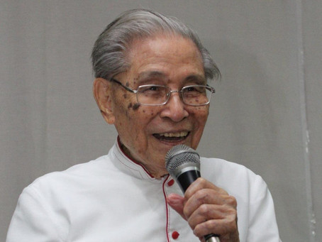 The Legacy of Msgr Arsenio Bautista