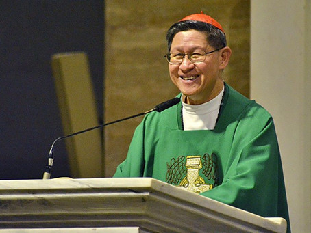 Cardinal Tagle's Homily on the 11th Sunday in the Ordinary Time