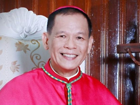 Cardinal Advincula Appointed 33rd Archbishop of Manila