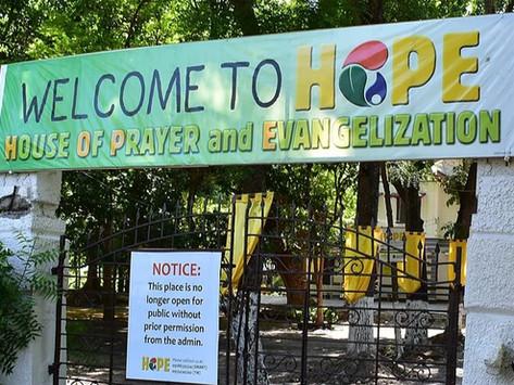 H.O.P.E: House of Prayer and Evangelization