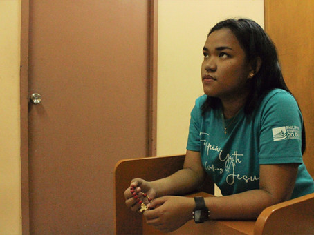 Jessica Uvero: Missionary Disciple