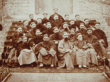 St. Augustine Zhao Rong and the Case of Martyrs