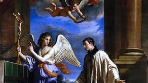 St. Aloysius Gonzaga, a Young Jesuit Saint