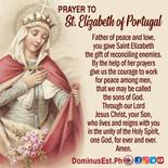 July 4 Prayer to Elizabeth of Portugal.j