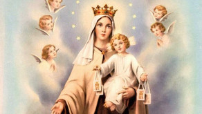 Our Lady of Mt. Carmel and the Scapular