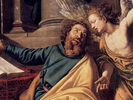 Matthew, a Gift of Yahweh