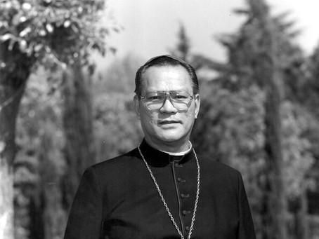 Remembering Archbishop Legaspi