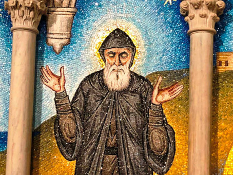 St. Charbel Makhlouf, the Miracle Monk of Lebanon