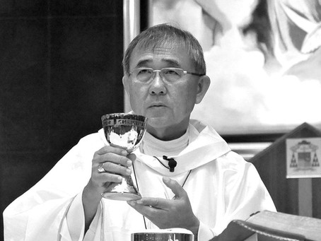 Requiescat in Pace Cardinal Cornelius Sim