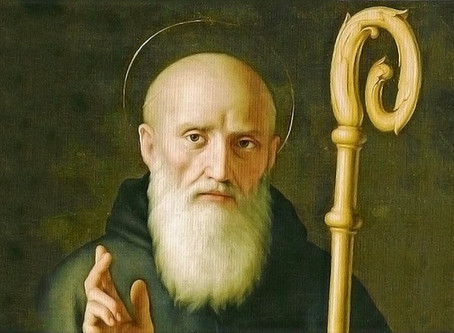 St. Benedict: Man Of God, Man Of Miracles