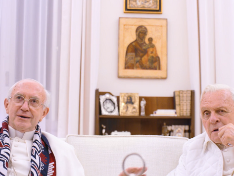 """Thoughts on Netflix's """"The Two Popes"""""""