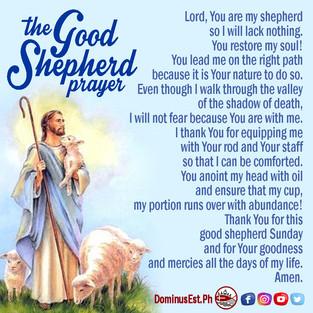 Prayer on Good Shepherd Sunday