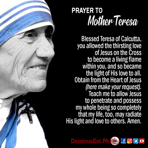 September 10 Prayer to Mother Teresa.jpg