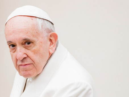 Pope Francis to Skip New Year's Masses Due to Sciatica Pain