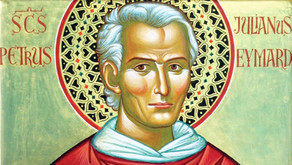St. Peter Julian Eymard, Apostle Of The Eucharist