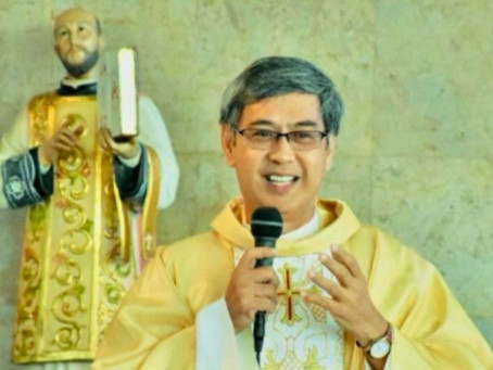 Philippine Jesuits Provincial Superior's New Year's Homily