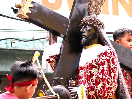 No Traslacion, No Problem: The Faith of Two Nazareno Devotees