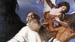St. Romuald, the Founder of Camaldolese Order