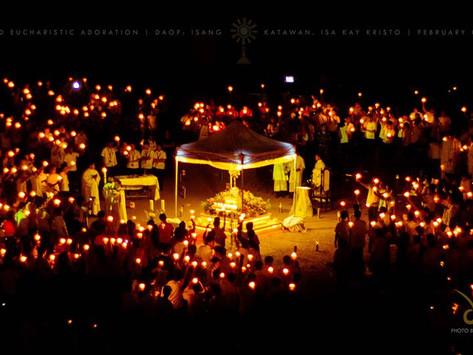 The Grand Eucharistic Adoration