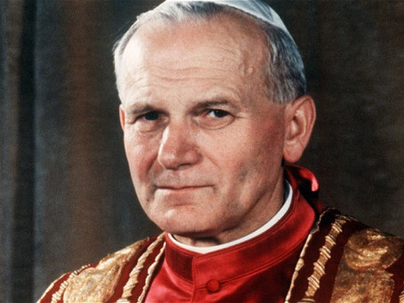 ST. JOHN PAUL II:                                         A Patron Saint for New Evangelization